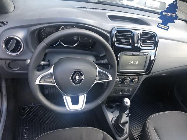 Renault LOGAN ZEN 2020 IPVA 2020 PAGO - Foto 14