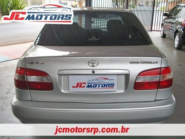 Toyota Corolla XEi 1.8 Prata - Foto 5