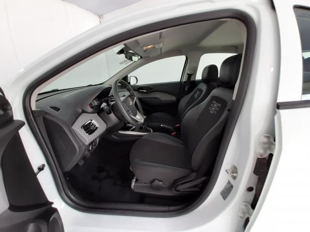 Chevrolet ONIX HATCH LT 1.0 8V FlexPower 5p Mec. - Branco - 2019 - Foto 7