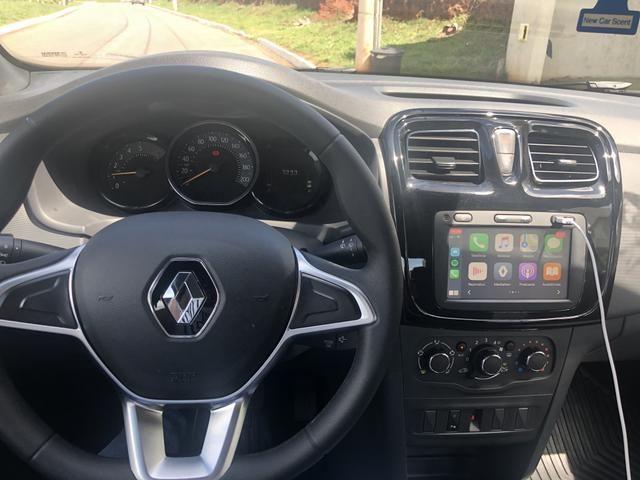 Renault LOGAN ZEN 2020 IPVA 2020 PAGO - Foto 9