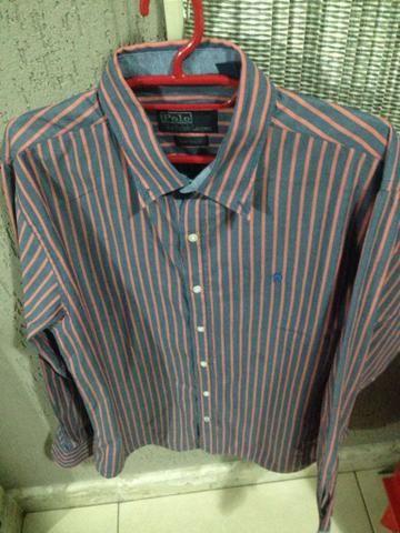 Camisa social polo ralph Lauren original promoção - Roupas e ... 5de3b271c7e