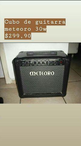 Caixa para guitarra meteoro 30w