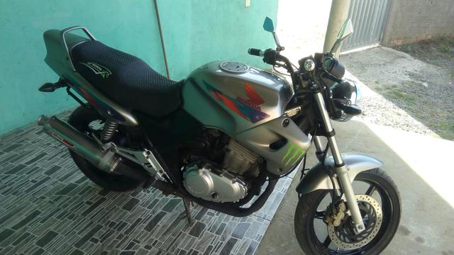 Moto cb500 ano 98