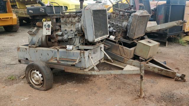 Grupo Gerador 30 KVA Motor MWM Negrini