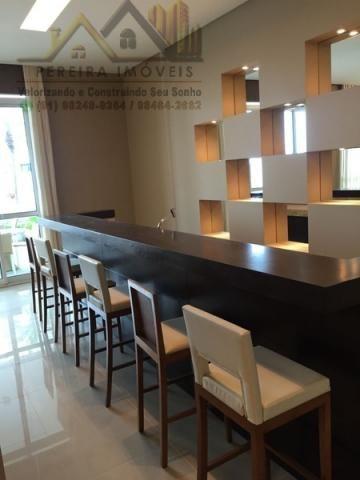 103 - Edifício Mandarim, apartamento 51 m2, locação R$: 3.500,00 com condomínio - Foto 8