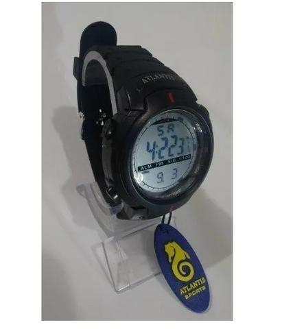 fb8e61f65c1 Relógio Atlantis Sport Digital 7330g Resistente À Água - Bijouterias ...