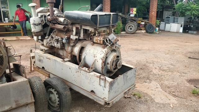Grupo Gerador 30 KVA Motor MWM Negrini - Foto 2
