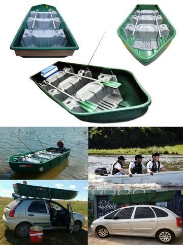 Barco Apache Pescador I/ Barco de Pesca/ Barco Motor/Melhor que caiaque - Foto 7
