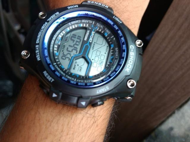 e52246b68e7 Relógio Masculino Digital Fashion - Bijouterias
