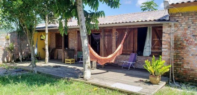 Casa à venda com 2 dormitórios em Encantada, Garopaba cod:2999