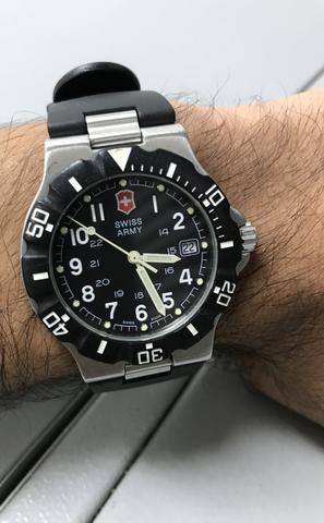 7b699428fb9 Relógio Victorinox Swiss Army Summit XI 24001 - Bijouterias ...