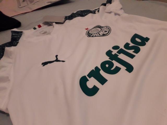 Camisetas de Time Juventus   Corinthians   Palmeiras - Novas - promoção c85b4476e1c1f