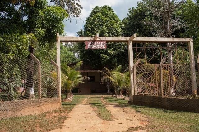 Vendo Chácara - Estrada do Quinari