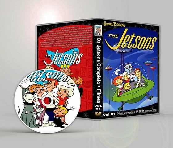 Os Jetsons Completo Dublado
