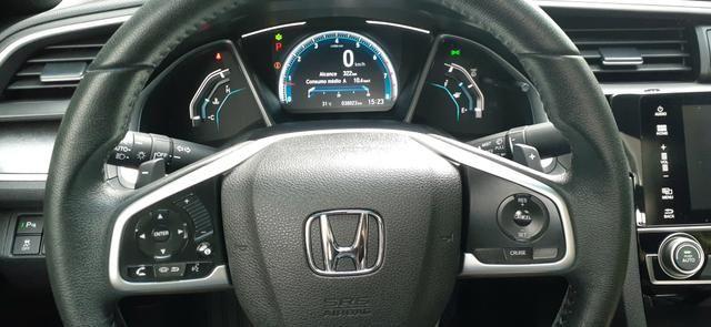 Civic sedan touring 1.5 turbo 16v aut. 4p IPVA 2020 pago - Foto 7
