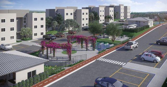 Apartamento de 02 quartos no Jardim Novo Mundo