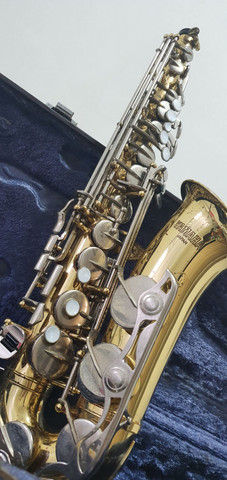 Saxsofone Alto Yamaha YAS-25 - Foto 5