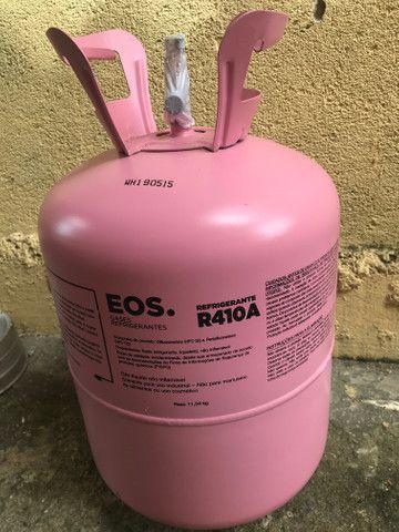 Gás Refrigerante