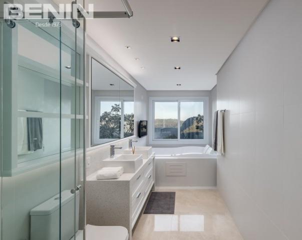 Apartamento à venda com 3 dormitórios em Bela vista, Gramado cod:15588 - Foto 13
