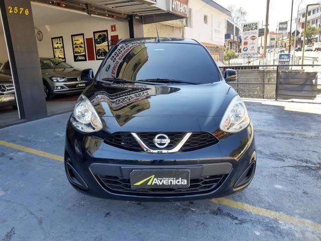 Nissan March 1.0 S 12V Flexibilidade 4Portas Manual 2018/2019 - Foto 4