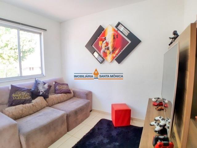 Apartamento à venda com 3 dormitórios em Rio branco, Belo horizonte cod:17248 - Foto 4
