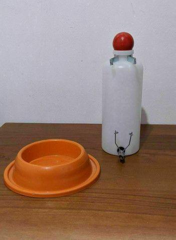 Bebedouro ou Pote para Porquinho da Índia, Twister ou Coelho