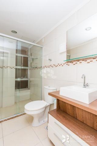 Apartamento à venda com 1 dormitórios em Bom fim, Porto alegre cod:9923329 - Foto 12