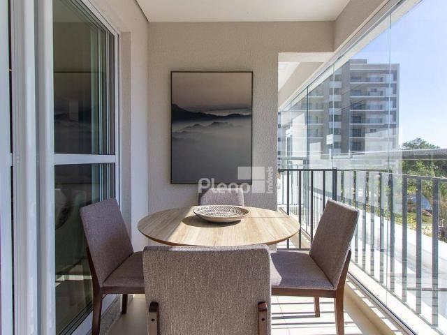 Apartamento com 3 suítes para locação no Swiss Park - Campinas/SP - Foto 5