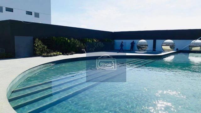 Sala para alugar, 41 m² por R$ 2.500,00/mês - Casa Caiada - Olinda/PE - Foto 14