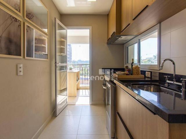 Apartamento com 3 suítes para locação no Swiss Park - Campinas/SP - Foto 15