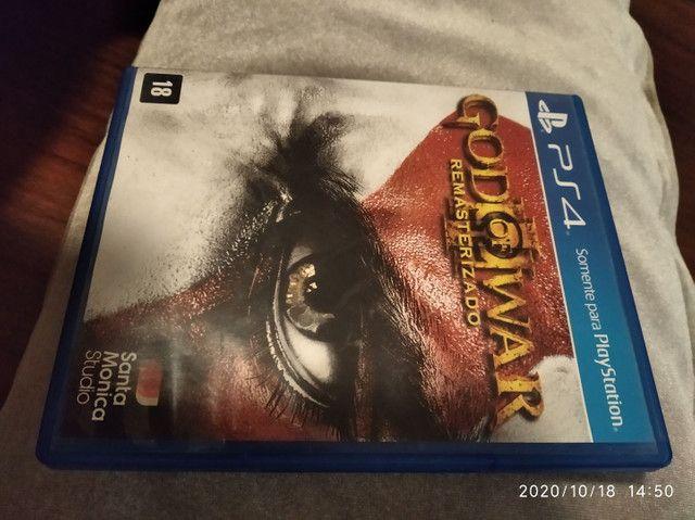 Good of war PS4 troco