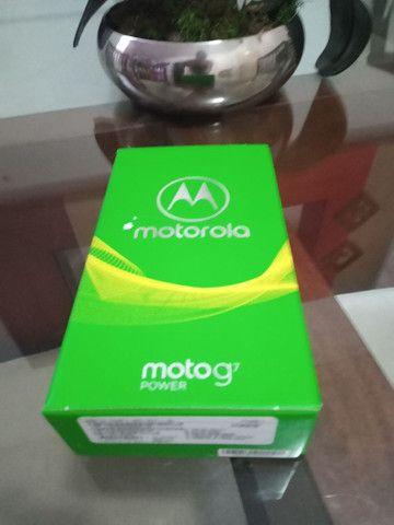 Moto G7 Power super novo