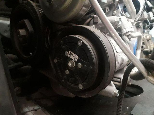 Compressor de Ar Honda City Fit 1.5 2015 a 2020 - Foto 2