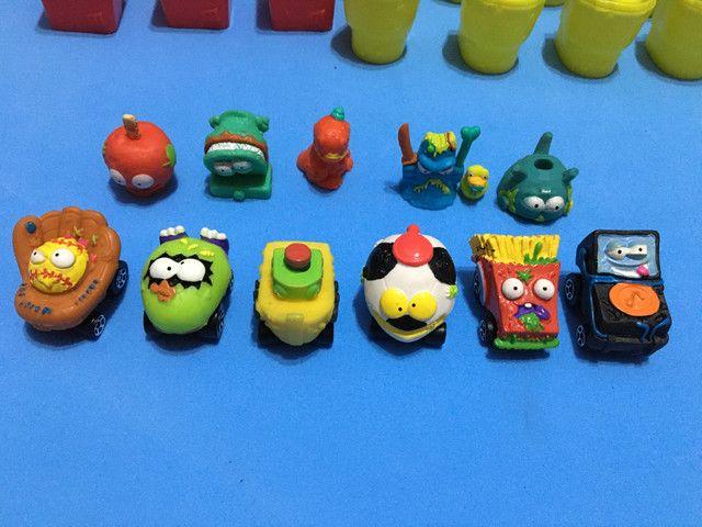 Brinquedo Trash Pack lote - Foto 2