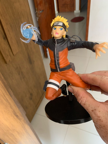 Action figure Naruto novo leia anúncio