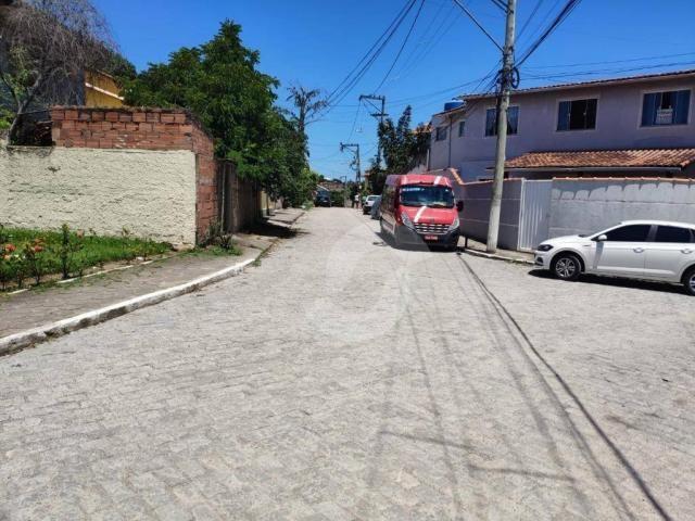 Casa com 3 dormitórios à venda, 170 m² por R$ 400.000 - Centro (Manilha) - Itaboraí/RJ - Foto 15