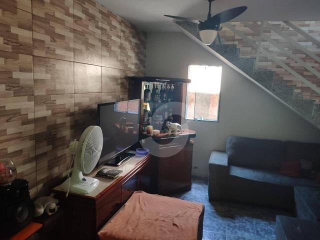 Casa com 3 dormitórios à venda, 170 m² por R$ 400.000 - Centro (Manilha) - Itaboraí/RJ - Foto 19