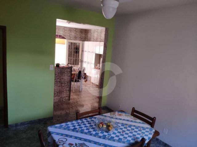 Casa com 3 dormitórios à venda, 170 m² por R$ 400.000 - Centro (Manilha) - Itaboraí/RJ - Foto 14
