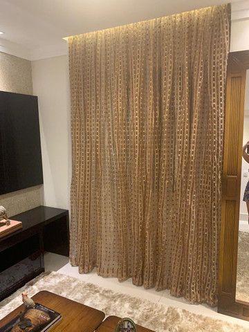 Vendo cortina sem forro - Foto 5