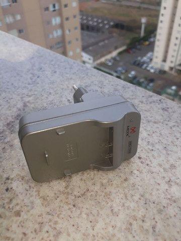 Carregador de bateria para câmera Sony - Foto 3