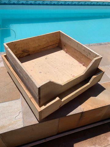 Caixa de madeira - Foto 3