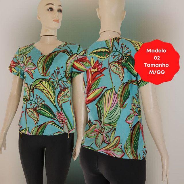 Blusas perfeitas para o verão - Foto 5