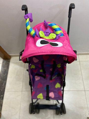 Carrinho de Bebê Voyage Monster -Rosa