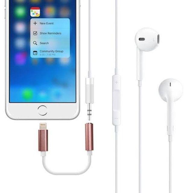 Adaptador de fone/iPhone,iPad,iPod - Foto 6