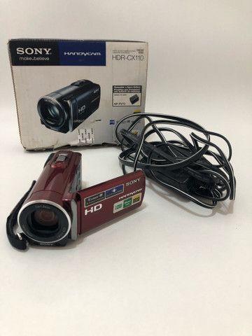 Câmera de vídeo Sony HDr-CX110 - Foto 5