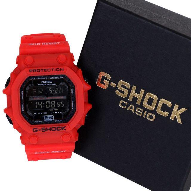 Relógios G Shock Masculino de borracha  - Foto 6