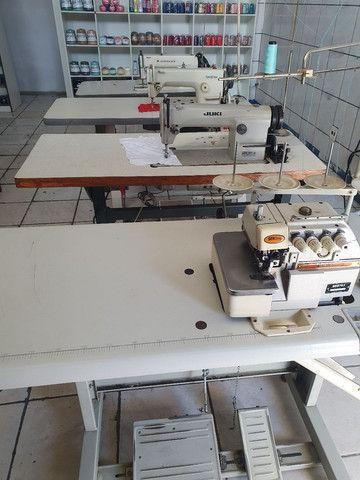 Vendo maquinas de costura industrial