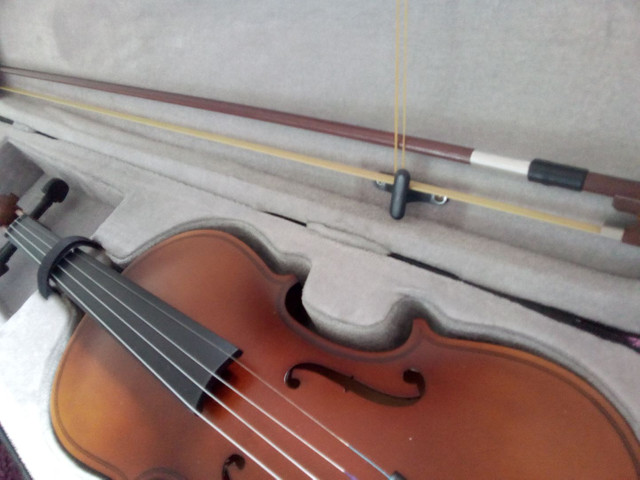 violino marinos com estojo - Foto 2