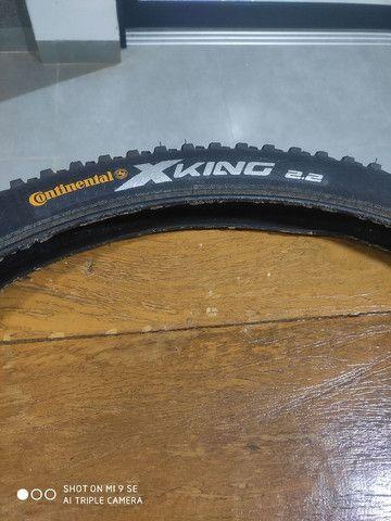 Par pneu Continental X King 2.2