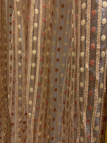Vendo cortina sem forro